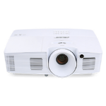 Acer Essential X125H 3300ANSI lumens DLP XGA (1024x768) White data projector
