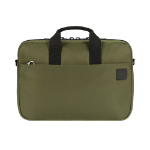 "Incipio Compass Brief 13"" notebook case 33 cm (13"") Briefcase Black,Green"