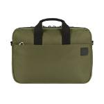 """Incipio Compass Brief 13"""" notebook case 33 cm (13"""") Briefcase Black,Green"""