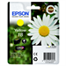 Epson C13T18044010 (18) Ink cartridge yellow, 180 pages, 3ml