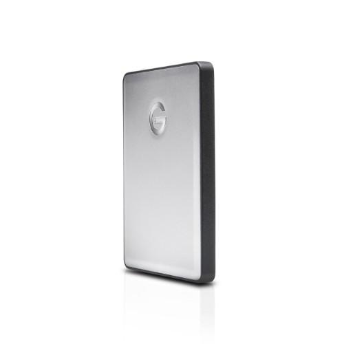 G-Technology G-DRIVE Mobile external hard drive 2000 GB Black,Silver