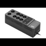 APC BE850G2-GR Unterbrechungsfreie Stromversorgung UPS Standby (Offline) 800 VA 520 W 8 AC-Ausgänge