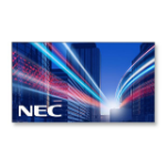 "NEC MultiSync X464UNV-3 Digital signage flat panel 46"" LED Full HD Black"