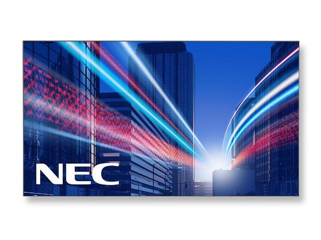 NEC MultiSync X464UNV-3 Digital Signage Flat Panel 46 LED Full HD Black