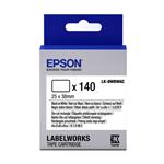 Epson C53S658903 (LK-8WBWAC) DirectLabel-etikettes, 25mm x 38mm