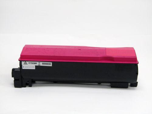 Remanufactured Kyocera TK560M Magenta Toner Cartridge