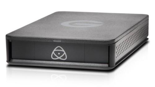 G-Technology EVRDRAMCECLWWAB HDD enclosure Black