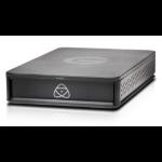 G-Technology EVRDRAMCECLWWAB Caja de disco duro (HDD) Negro