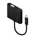 ALOGIC 2-in-1 USB-C to HDMI VGA Adapter - Male to 2-Female