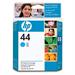 HP 51644CE (44) Printhead cyan, 1.6K pages, 42ml