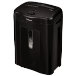 Fellowes Powershred 11C paper shredder Cross shredding 23 cm Black