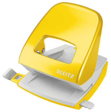 Leitz NeXXt 50081016 hole punch 30 sheets Yellow