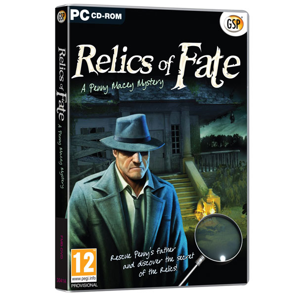 Avanquest Relics of Fate - A Penny Macey Mystery