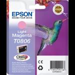 Epson Hummingbird Singlepack Light Magenta T0806 Claria Photographic Ink