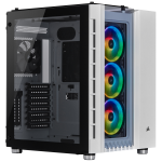 Corsair Crystal 680X RGB Midi Tower White