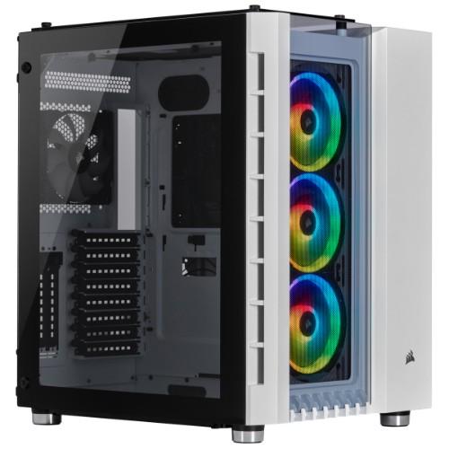 Corsair Crystal 680X RGB Midi Tower White
