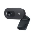 Logitech C505 HD webcam 1280 x 720 pixels USB Black