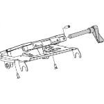 Datamax O'Neil 532532 Label printer Head lift
