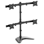 "Tripp Lite DDR1327MQ monitor mount / stand 27"" Freestanding Black"