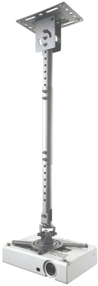 Newstar Telescopic Projector Bracket Silver 58-83 cm
