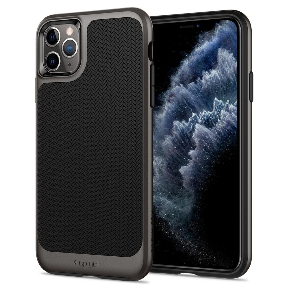 Spigen Neo Hybrid mobiele telefoon behuizingen Hoes Grijs