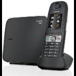 Gigaset E630 DECT-telefoon Nummerherkenning Zwart