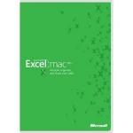 Microsoft Excel:mac 2011, 1u, OLP-C, SNGL