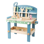 LEGLER Small Foot Children's Nordic Workbench Compact Play Set, Three Years and Above, Multi-colour (11376)