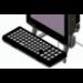 Zebra KT-KYBDTRAY-VC80-R accesorio para dispositivo de mano Negro, Gris