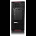 Lenovo ThinkStation P920 DDR4-SDRAM 4210R Tower Intel Xeon Silver 32 GB 512 GB SSD Windows 10 Pro for Workstations Workstation Black