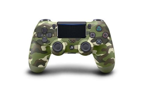 Sony Dualshock 4 V2 Gamepad PlayStation 4 Analogue / Digital Bluetooth/USB Camouflage