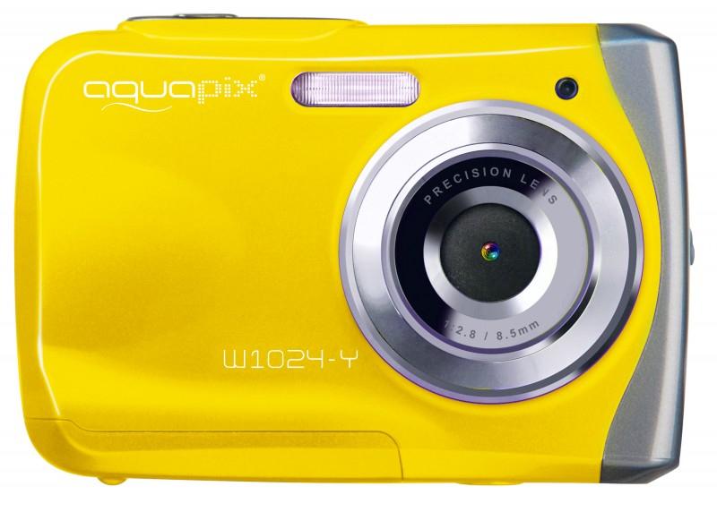 Easypix W1024 Compact camera 10 MP CMOS 4608 x 3456 pixels Yellow