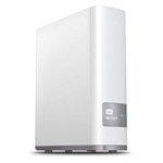Western Digital My Cloud 4TB Ethernet LAN White personal cloud storage device
