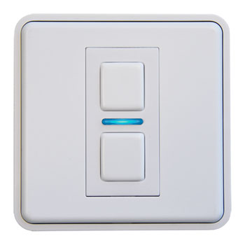 LIGHTWAVE LWGEN 2 SMART DIMMER 1 GANG - WHITE