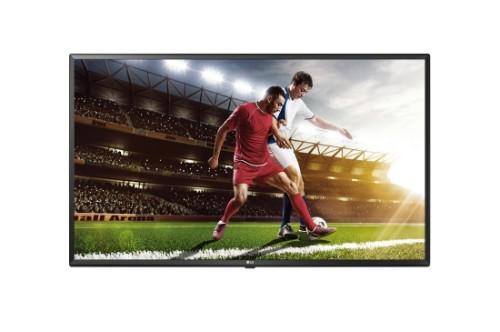 "LG UT640S 124.5 cm (49"") 4K Ultra HD Black"