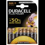 Duracell Plus Power Single-use battery AAA Alkaline