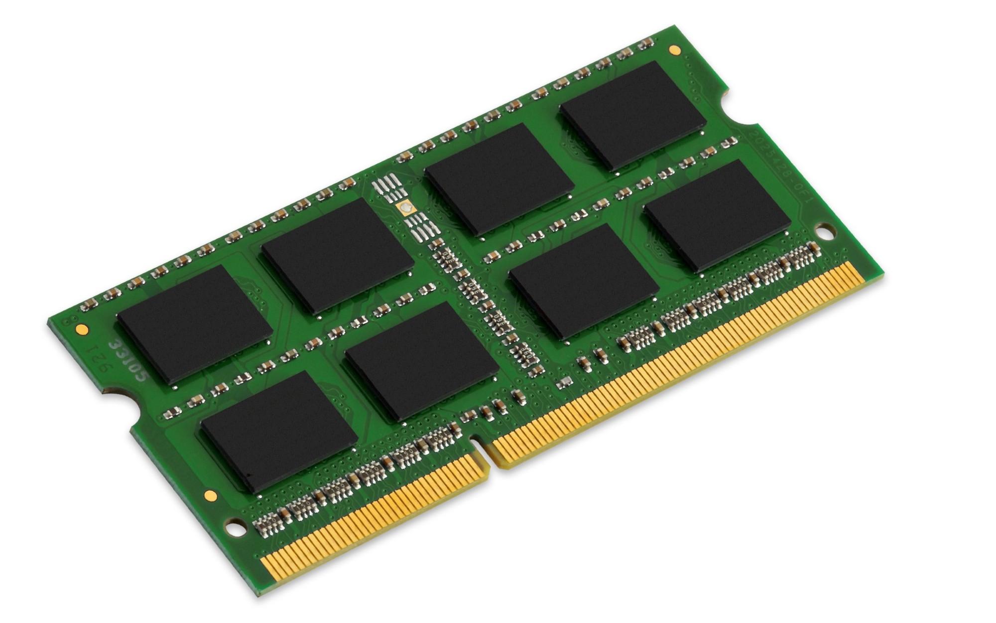 Kingston Technology System Specific Memory 4GB DDR3 1600MHz Module módulo de memoria