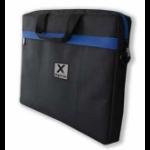 "Approx appNB15S notebook case 39.6 cm (15.6"") Briefcase Black,Blue"