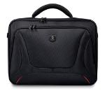 "Port Designs 160513 17.3"" Briefcase Black notebook case"