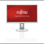 "Fujitsu Displays B24-8 TE Pro 60.5 cm (23.8"") 1920 x 1080 pixels Full HD LED Grey"