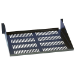 Tripp Lite 2U Rack Enclosure Server Cabinet Cantilever Toolless Mount Fixed Shelf (50 lb / 22.7 kg capacity; 18 in. / 457 mm depth)