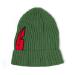Disney Peter Pan Feather Novelty Rollup Beanie, Unisex, Green (KC246863DNY)