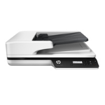 HP Scanjet Pro 3500 f1 1200 x 1200 DPI Flatbed & ADF scanner Grey A4