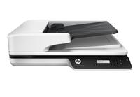 HP Scanjet Pro 3500 f1 1200 x 1200 DPI Flatbed & ADF scanner Grey A4