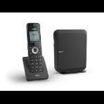Snom M215 SC IP phone Black Wireless handset LCD 6 lines