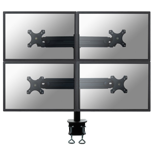 Newstar FPMA-D700D4 flat panel desk mount