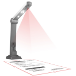 Kodak SceyeX Scanner CMOS USB 2.0 Grey,Silver document camera