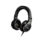 Panasonic RP-HD10E Black Circumaural Head-band headphone