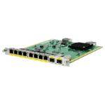 Hewlett Packard Enterprise MSR 8-port 10/100/1000BASE-T / 2-port 1000BASE-X (Combo) HMIM