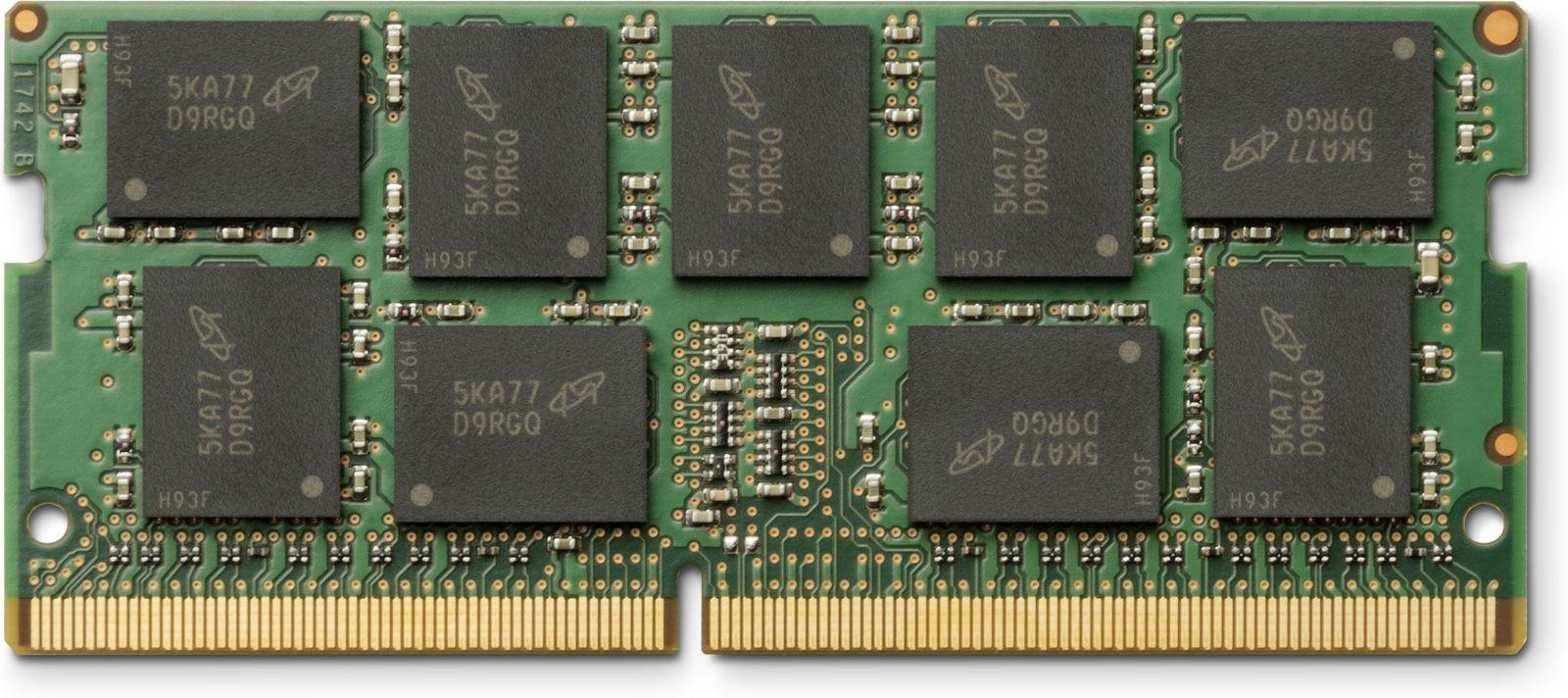 HP 16GB DDR4 2666MHz memory module ECC